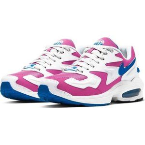NEW Nike Air Max Light Pink White Cosmic 7.5, 8